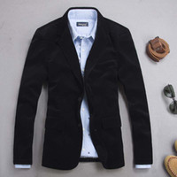 Wholesale Blazer Men Luxurious Nobility Fashion Mens Blazer Slim Fit Corduroy Suit Men Casual Brief Flannelette Men Suit Jacket