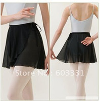 ballet wrap skirt - New Colors Adult Ballet Tutu Dancewear Skirt Wrap Scarf Matching With Leotards Skate Dance Costume