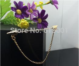 Wholesale Arrow Collar pin Men s Bar Jewelry Decor Collar Bar for Shirt
