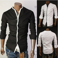 2015 Fashion Men Short Sleeve Brand Discount Dress Shirts for Men