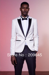 Discount Men S Trim Black Suit | 2017 Men S Trim Black Suit on ...