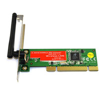 Wholesale PCI WIFI Wireless G Mbps LAN Network Adapter Card Super Quality CU020