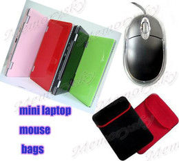Wholesale Free bags mice DHL ship Laptop Netbook PC MB GB wifi inch Poket Chritmas gift hot