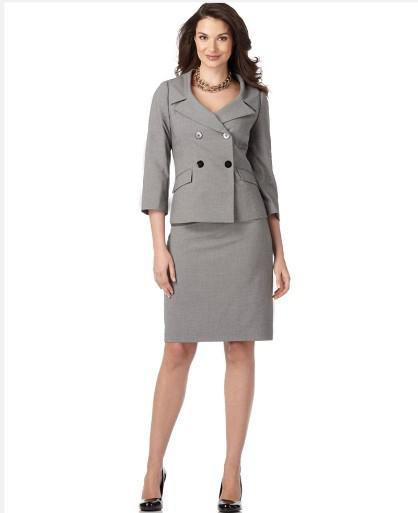Ladies Suits Tailors Suits Gray Womens Suits Custom Made Suits ...