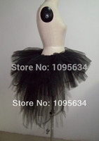 Wholesale New Sexy Dancewear Trailing Skirt Tulle TUTU