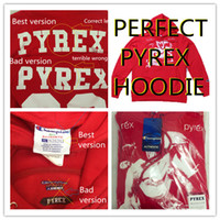 best quality oil paints - Best version Perfect quality Pyrex Vision RSVP Virgil Abloh oil painting religion Kanye west hoody pyrex hoodie sweatshirt