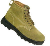 Wholesale Safety footwear steel toe shoes PPE PPE safety shoes