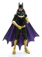 figurines - DC Universe Classic Batman Unlimited Wave Batgirl Gold quot Loose Action Figure Set Figurine Toy Doll