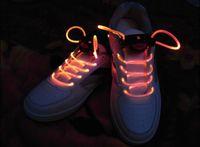 cool led gadgets - 20 pairs colors flashing light up glow LED Shoe LACES SHOELACES FRRELED Electronics Cool LED Gadgets LED Belts