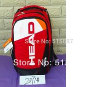 brand tennis bag - fashion brand man casual sport tennis backpack or badmintion backpack for racket gym bag
