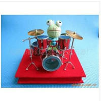 Wholesale Send over mini drumsSimulation model of drums the doll without the above