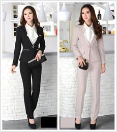 Discount Elegant Pants Suits For Women | 2017 Elegant Pants Suits ...