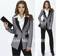 Cheap Cheap White Professional Office Lady Spring Autunm Women Clothing New 2014 Tops Chiffon Blouses Long