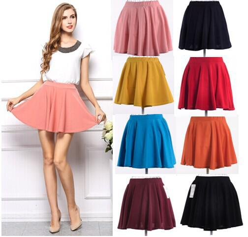 Peplum skirt for everyday   Teen Fashion Blog   Cool Outfits from     FashionDips com AD Elegant Girls Skirts for Summer Cool Fabric Thin Teen Girls Skirts  Children s Clothing China