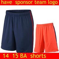slim away - new brand sport shorts soccer home away shorts Messi football short