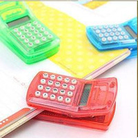Multi-function calculator calculator - Pieces New Multi function calculator mini calculator clip Calculator Magnetic