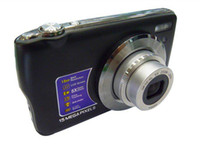 Wholesale New Arrival TFT LCD MP MAX Digital Camera with X Optical Zoom DC610 pc