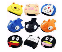 Wholesale Novelty Item Cartoon USB Hand Warmers Mouse Pad For Preventing Hands Cold