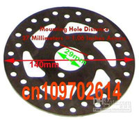 49cc gas scooter - Brand New Mini Pocket Bike Parts Brake Disk Pad cc cc Fit Dirt Gas scooter Electric scooter Pock