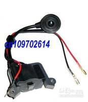 Cheap BRAND NEW Gas Scooter Bike Parts Ignition Coil Parts 33 43 49cc brush cutter