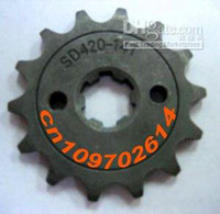 Wholesale BRAND NEW TOOTH T mm FRONT DRIVE SPROCKET PIT BIKE ATV