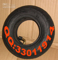 Wholesale 200X50 inch Tire for Gas Scooter Electric Scooter inner tube included