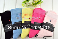 Wholesale Spring Socks Women s casual Socks high quality Bamboo fiber Socks Women Socks mix colors pairs