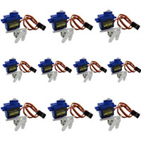 airplanes parts - TowerPro SG90 Servo Motor g Micro JR Plug for Trex RC Planes Robot Helicopter Airplane Aeromodelling Parts