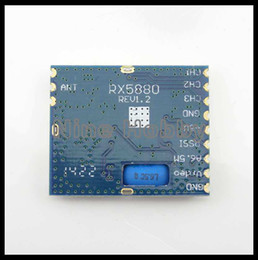 Wholesale-RX5808 RX5880 5.8G 8CH mini fpv AV receiver module