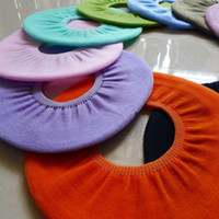 Cheap Wholesale - Bathroom Warmer Toilet Washable Cloth Seat Cover Pads 200Pcs from hhehe888