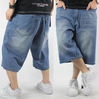 Baggy Denim Shorts