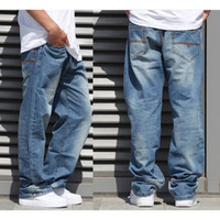 big r - rocawear mens classic fit R harem pants plus size skateboard fashion mens wide leg jeans leopard big men clothing