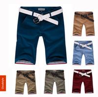 Cheap Wholesale-New Summer Men Shorts 2015 Brand Beach Shorts Mens Casual Basketball Sports Shorts Surf Swimwear Man Shorts Plus Size S-4XL