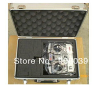 Wholesale Transmitter aluminium box equipment box remote control alu case for JR KDS ESKY Walkera Flysky tx case aluminum
