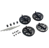 ar drone parts - Parrot AR Drone amp Quadcopter Spare Parts Motor Gears amp Shafts Black