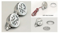 baja light covers - baja metal light cover set