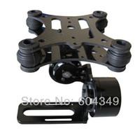 Wholesale DJI Phantom Gopro CNC Metal Brushless Camera Gimbal Frame Black
