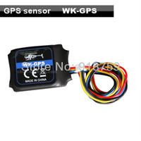 airplanes and helicopters - Original Walkera WK GPS GPS Sensor support DEVO S DEVO S DEVO series transmitter for rc helicopter and Airplane
