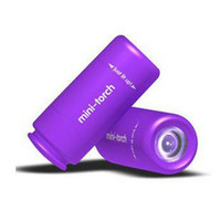 led mini flashlight rechargeable