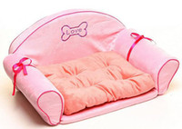 Wholesale 2011Fashion Aristocratic Pet Sofa Bed Kennel Pet Nest kennel pad