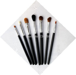 Wholesale Basic eyes brush kits E05 E30 E40 E55 E60 E65 E70 with paper box