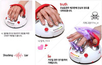 Wholesale Shocking Liar Electric Shock Lie Detector Truth Game Valentine s Gift