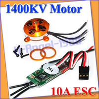 paypal free shipping - New RC KV Brushless Motor ESC A accept Paypal