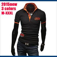 Cheap Wholesale-Brand NEW Top quality brand polo man polo gents famous brand men's casual polo ralphly men cotton shirt male polo shirt M-XXL