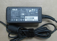 Wholesale 20pcs AC Mini Adapter For ASUS V A WAC Adapter Charge For Asus Eee PC HA HA