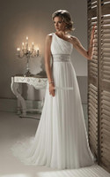 Wholesale NEW High quality Top one shoulder Sellers Chinese products Taffeta wedding dress for Bride