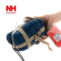 artificial bag - Naturehike Outdoor Camping Ultra light Sleeping Bag Envelope Artificial Silk Mini Cotton Sleeping Bag Super Mini Size