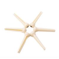 Wholesale 6 Acoustic Guitar Bridge Pins For Guitar Instruments Ivory set Y00059