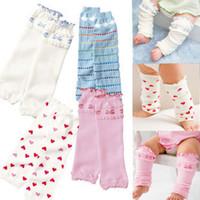 armed legwarmer - pairs piece kids girls boy s cotton ruffle arm warmers infant leg warmers lace baby legwarmer accessory