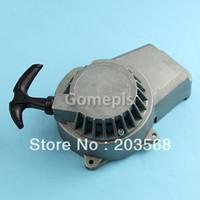 Wholesale D19 Aluminium Mini Pocket Pull Starter Mower Engines For Bikes ATVs Quad cc